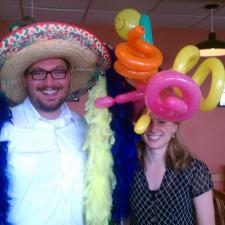 Hat Party, FTW!